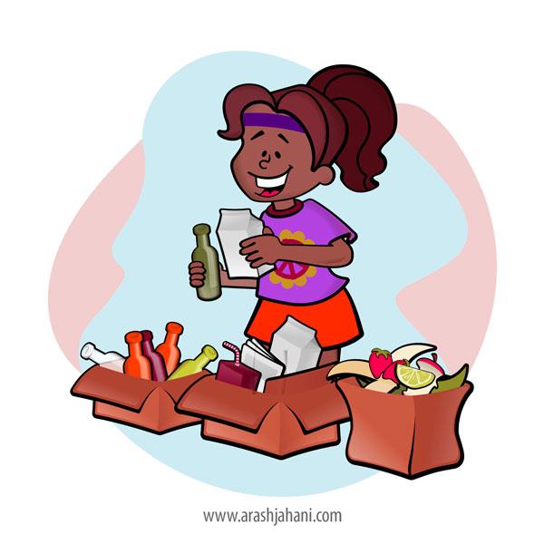 Children's book illustrator