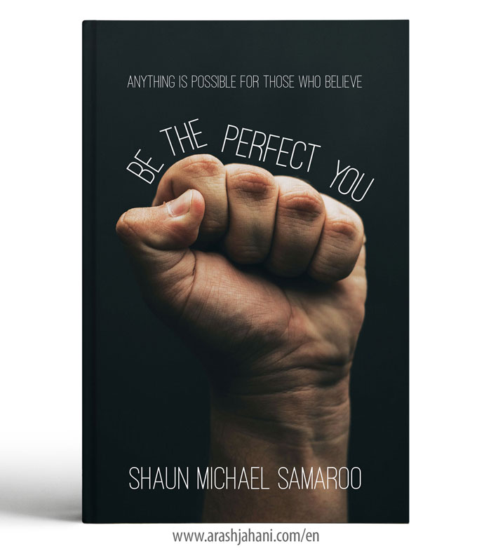 book cover design perfect you