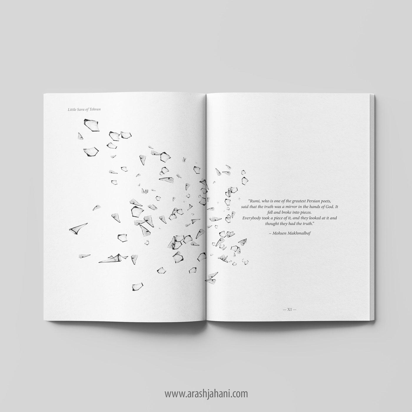 novel layout