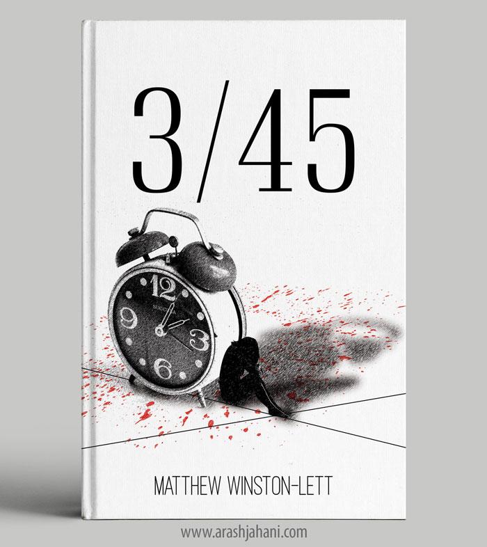 Matthew winston lett book cover designer