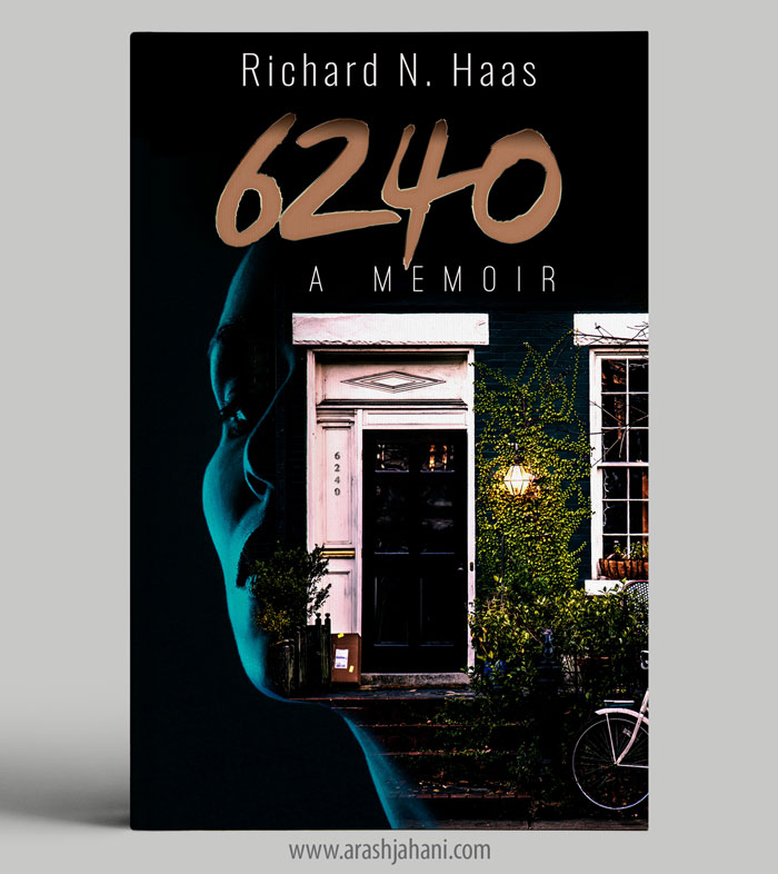 6240 Book cover design