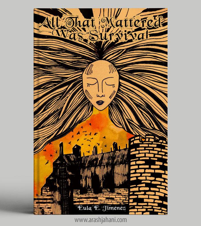 Novel cover design