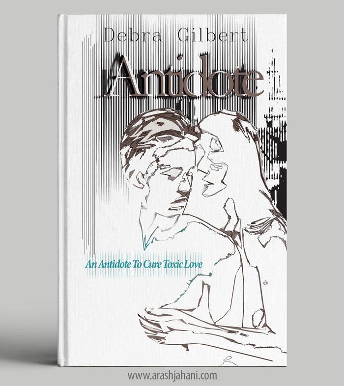 Antidote Book cover designer
