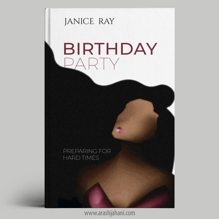 premade book cover design