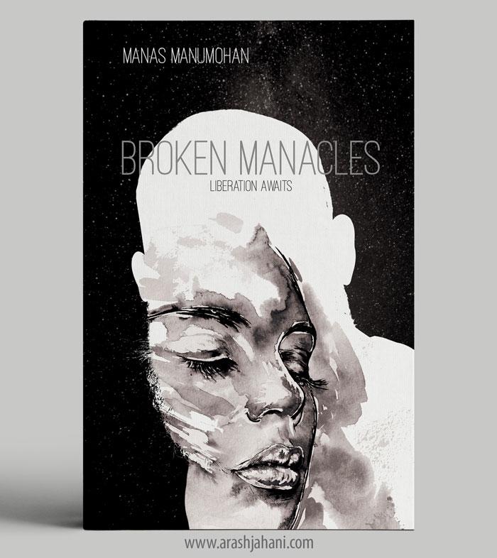 broken manacles book cover designer