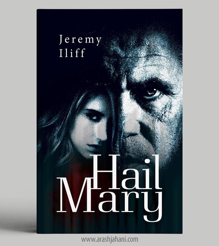 Novel book cover designer