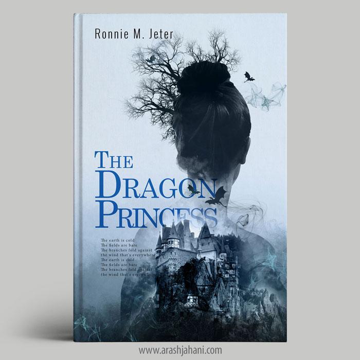 premade novel book cover design