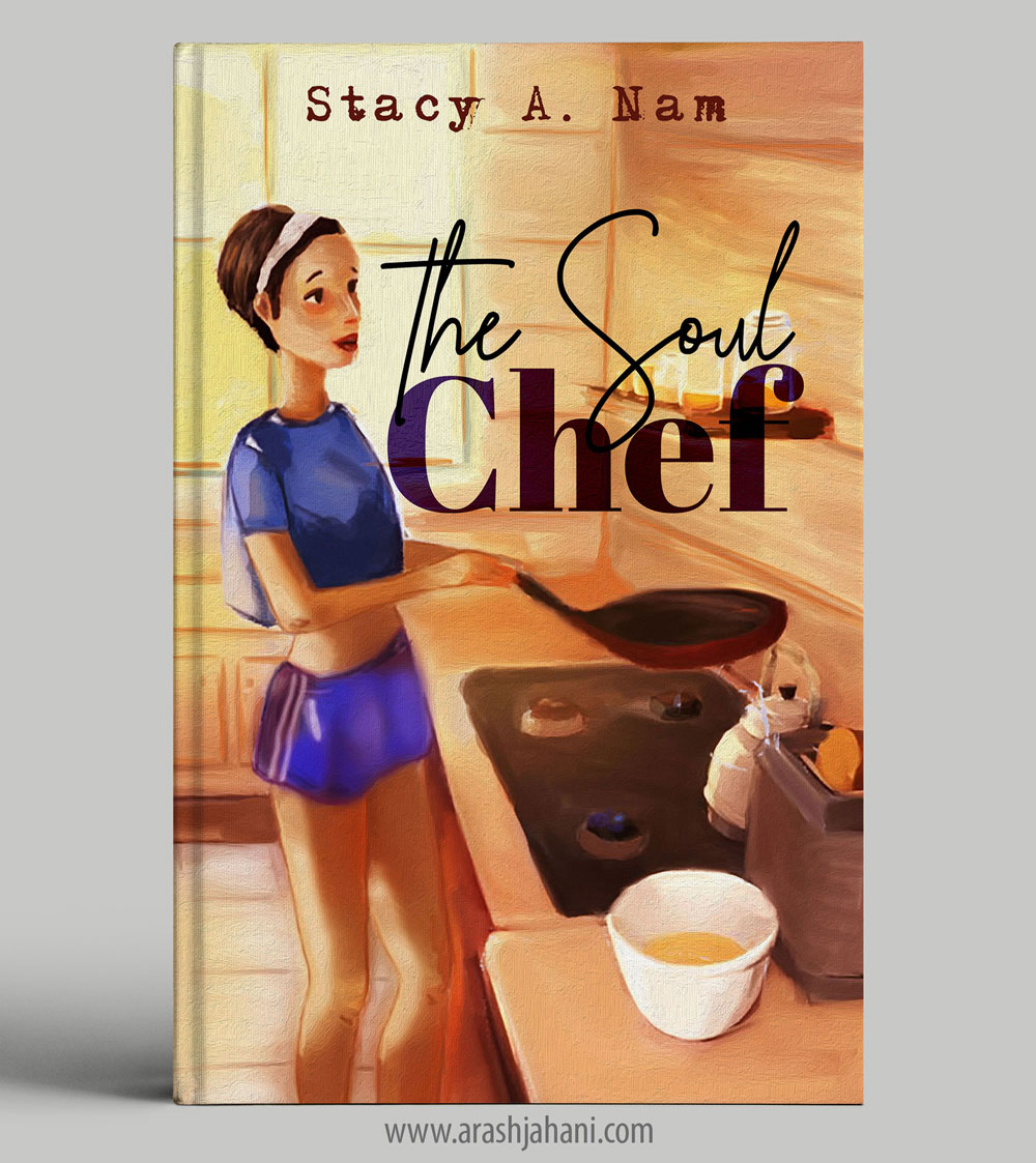 Literature cover design