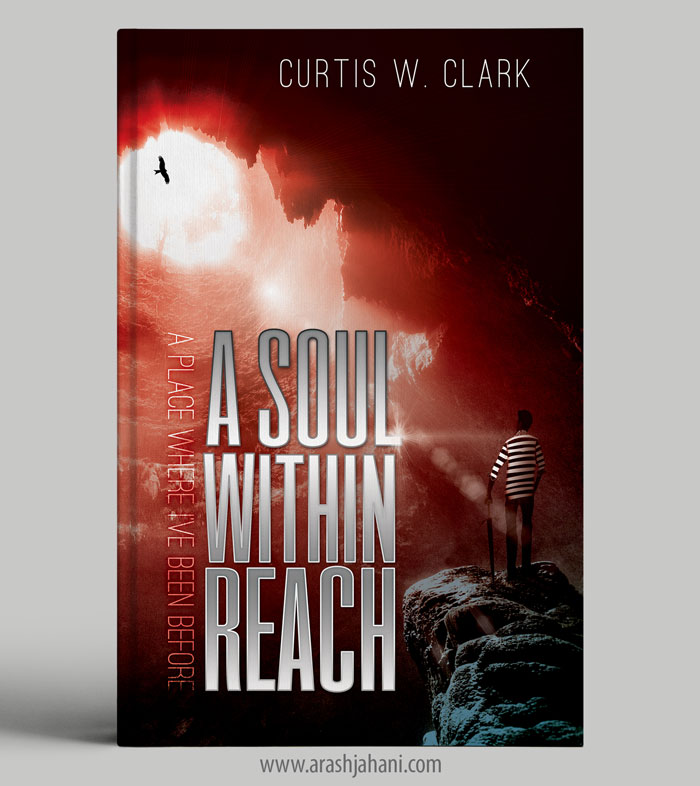 a soul within reach book cover designer