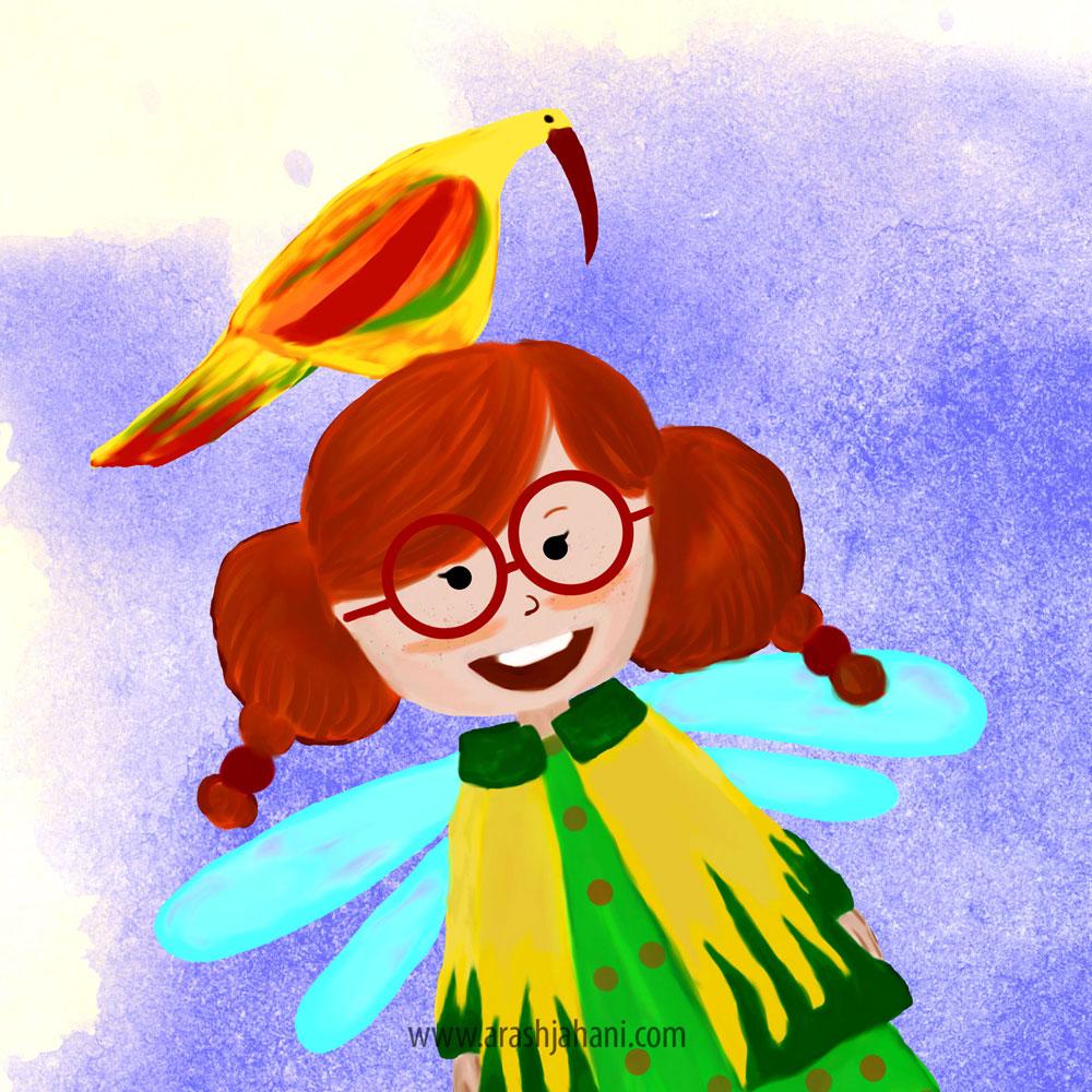 childs illustrator