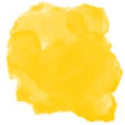 wet-yellow-watercolor